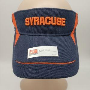 Syracuse University | Nike Wool Blend Sun Visor